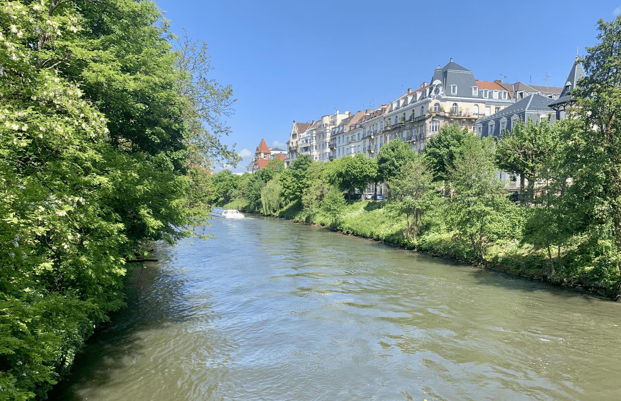 neustadt, le quartier allemand de strasbourg