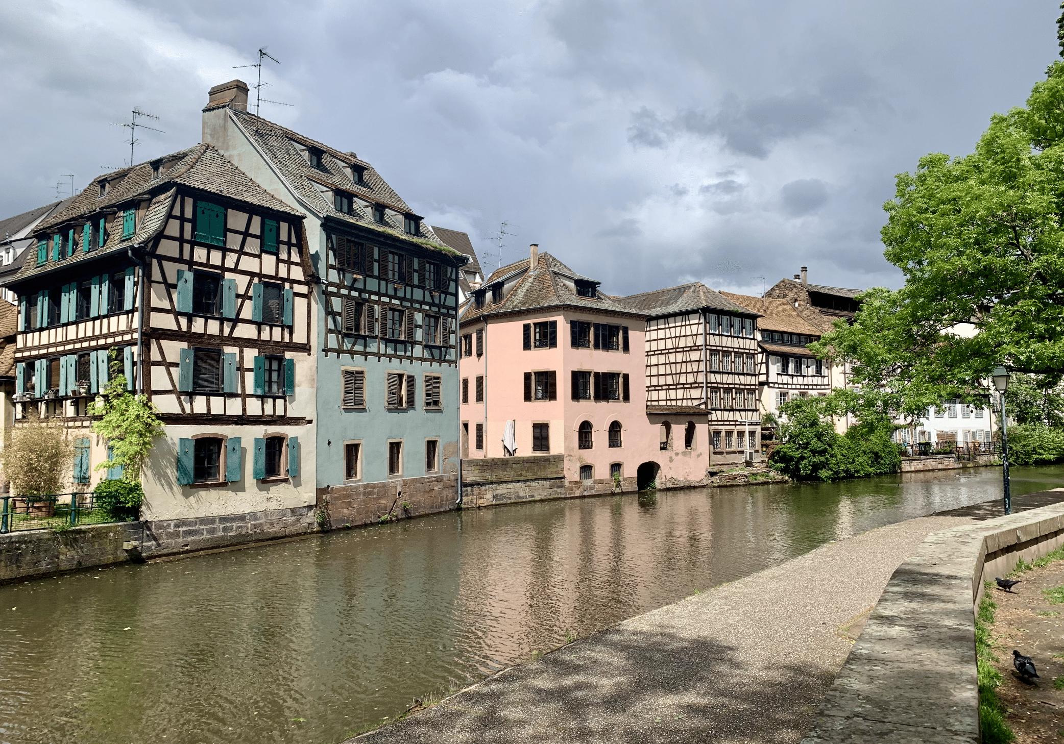 le quartier de la petite france a strasbourg