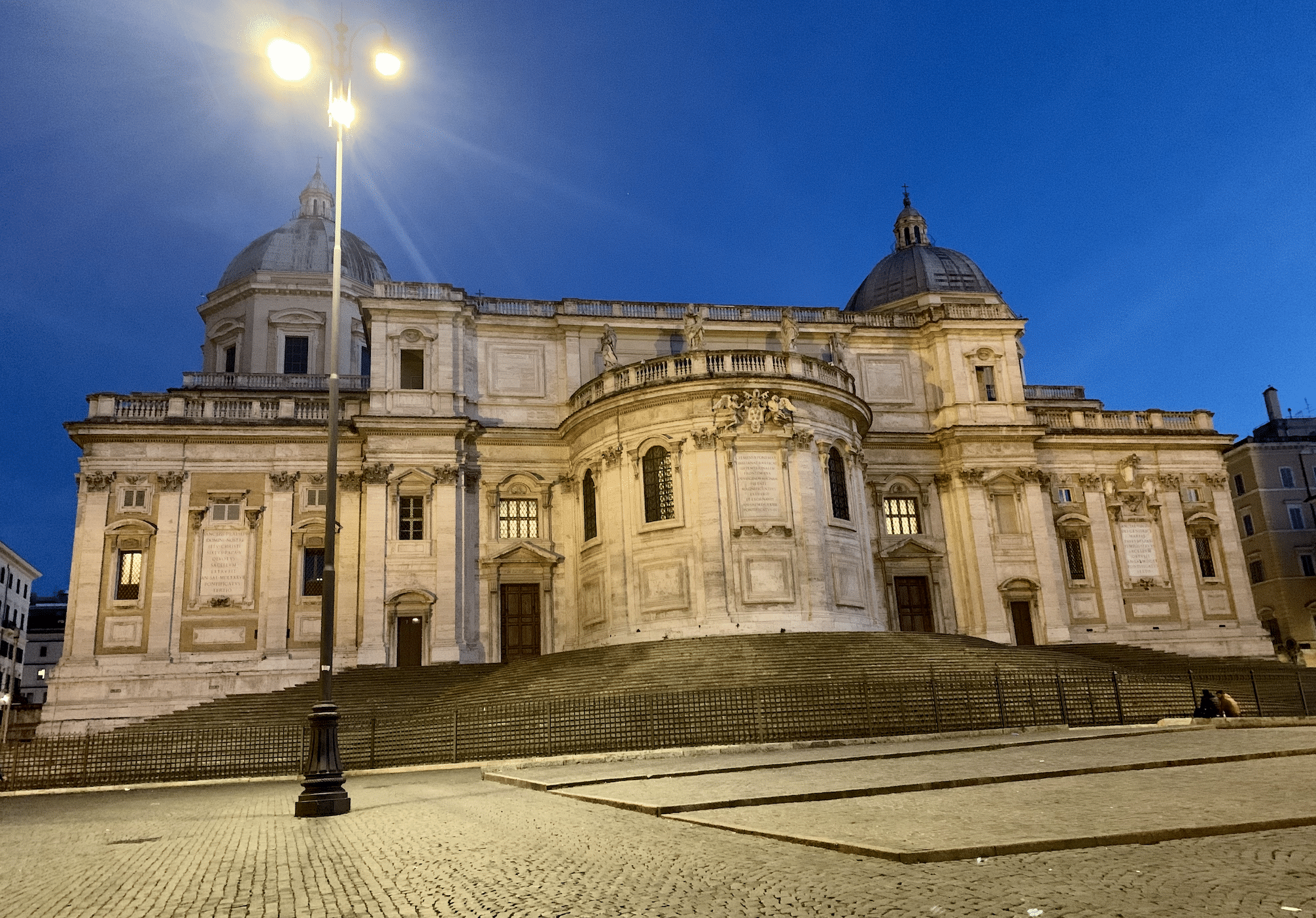 la basilique sainte marie majeure