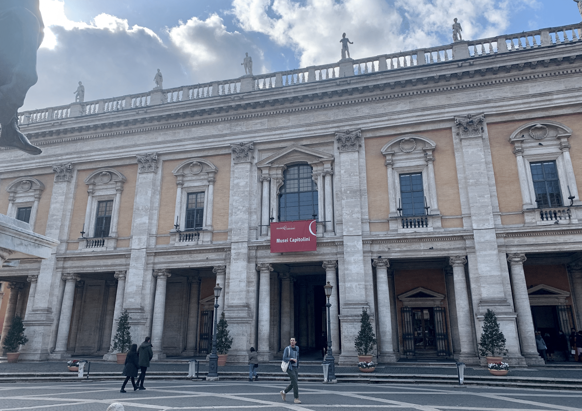 les musees capitolins a rome