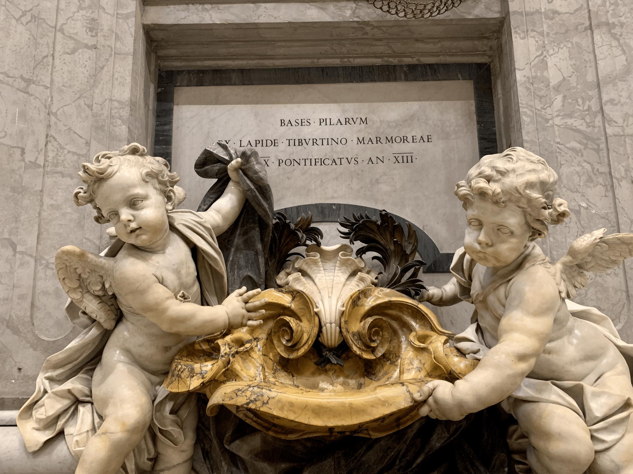 angelots du vatican