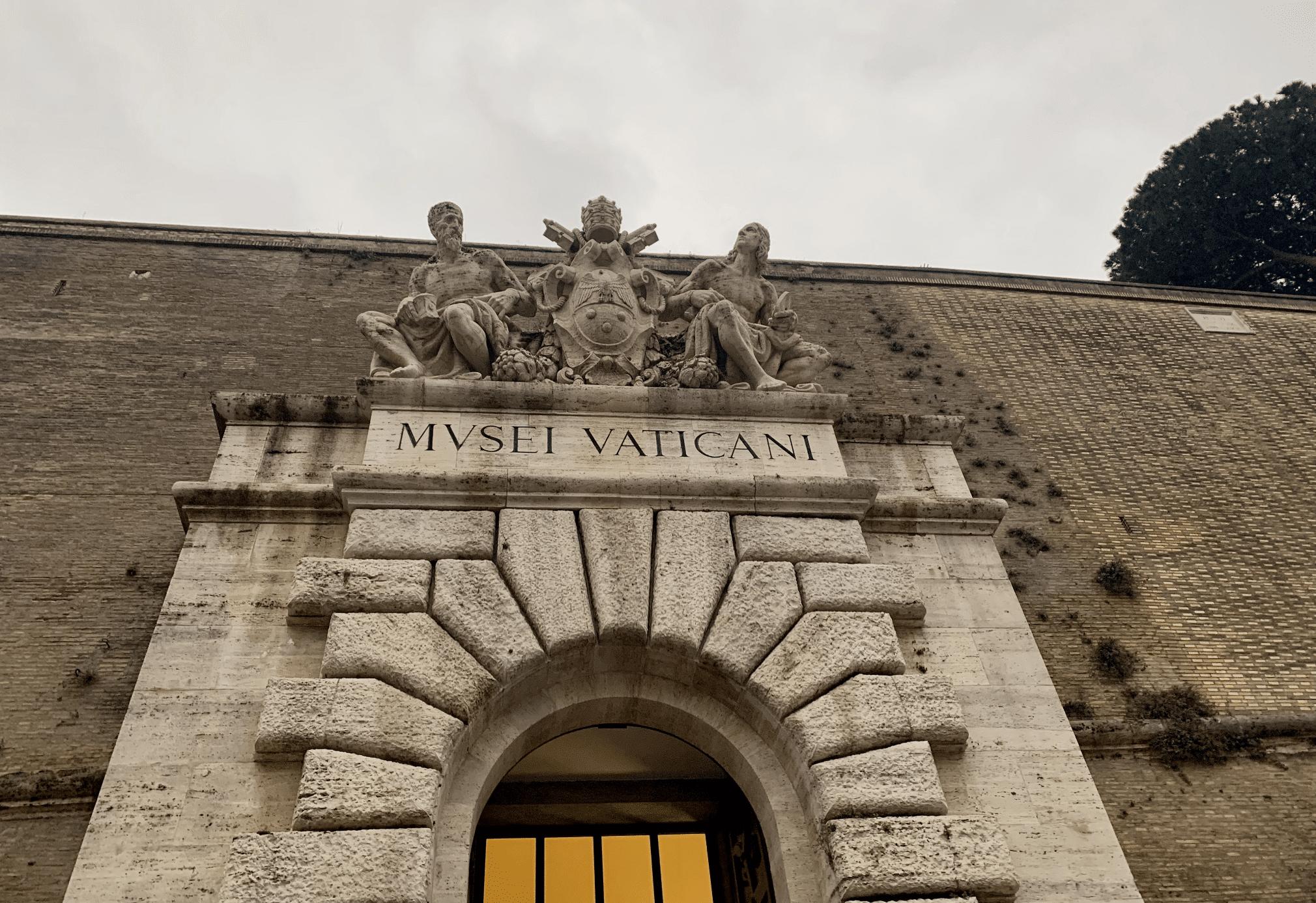 visite du vatican : les musees