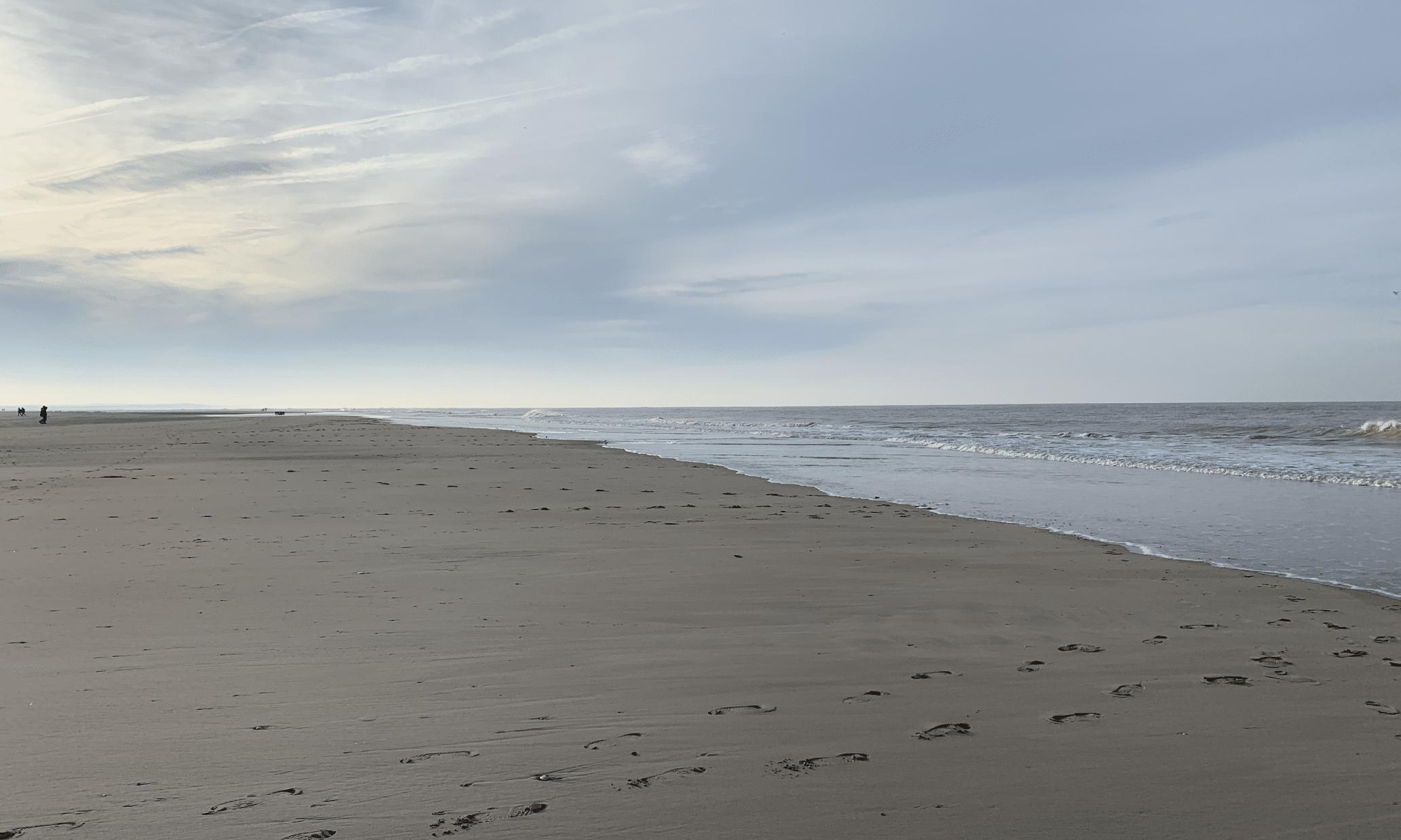 la plage de berck sur mer