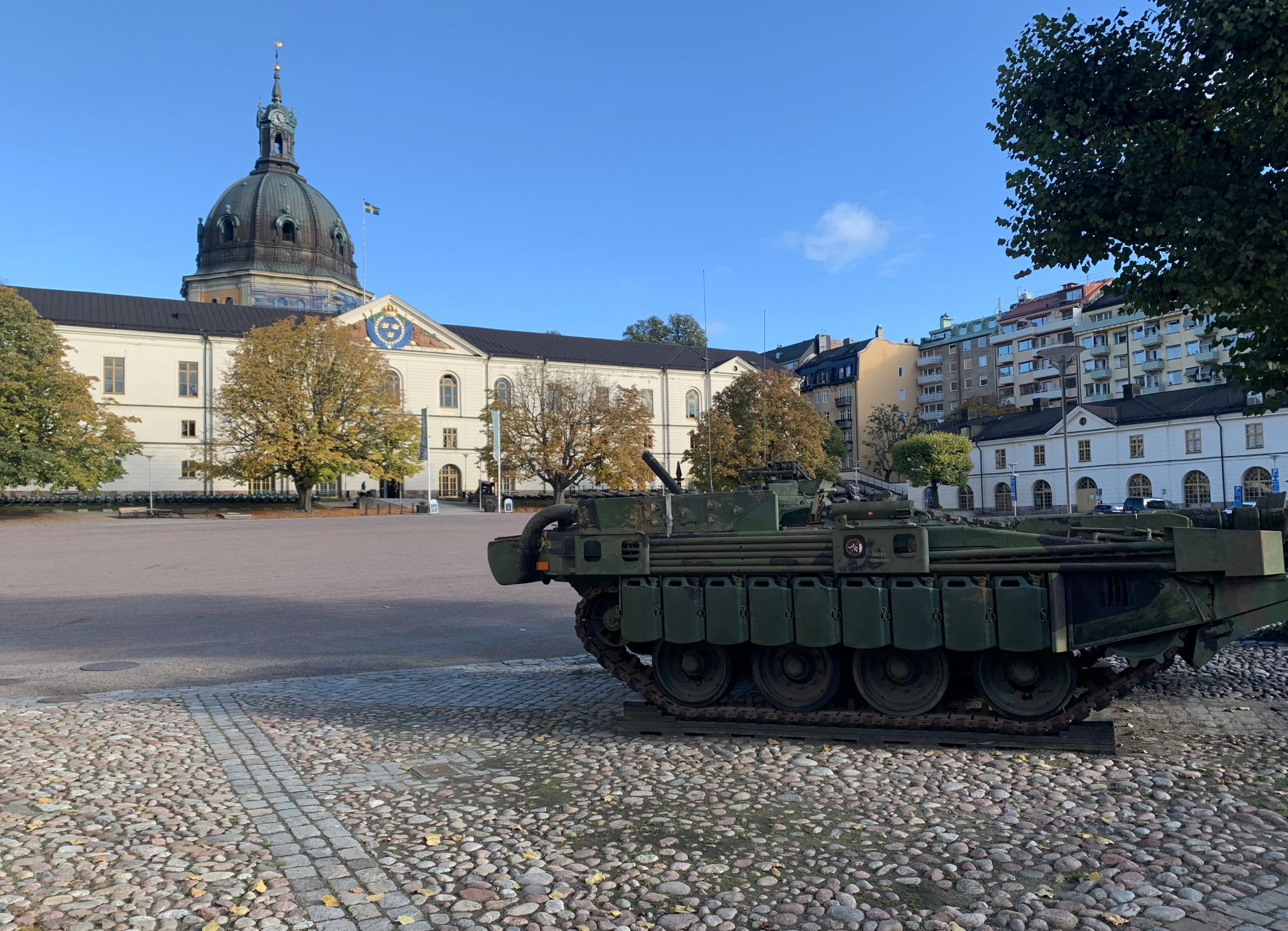 que faire a stockholm : le musee de l'armee