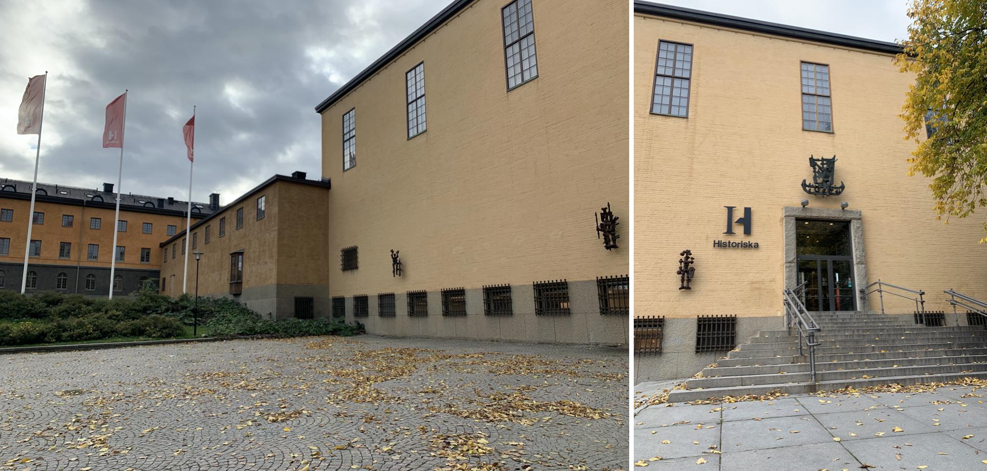 le musee historique de stockholm