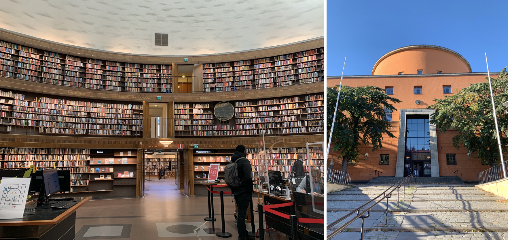 la bibliotheque publique de stockholm