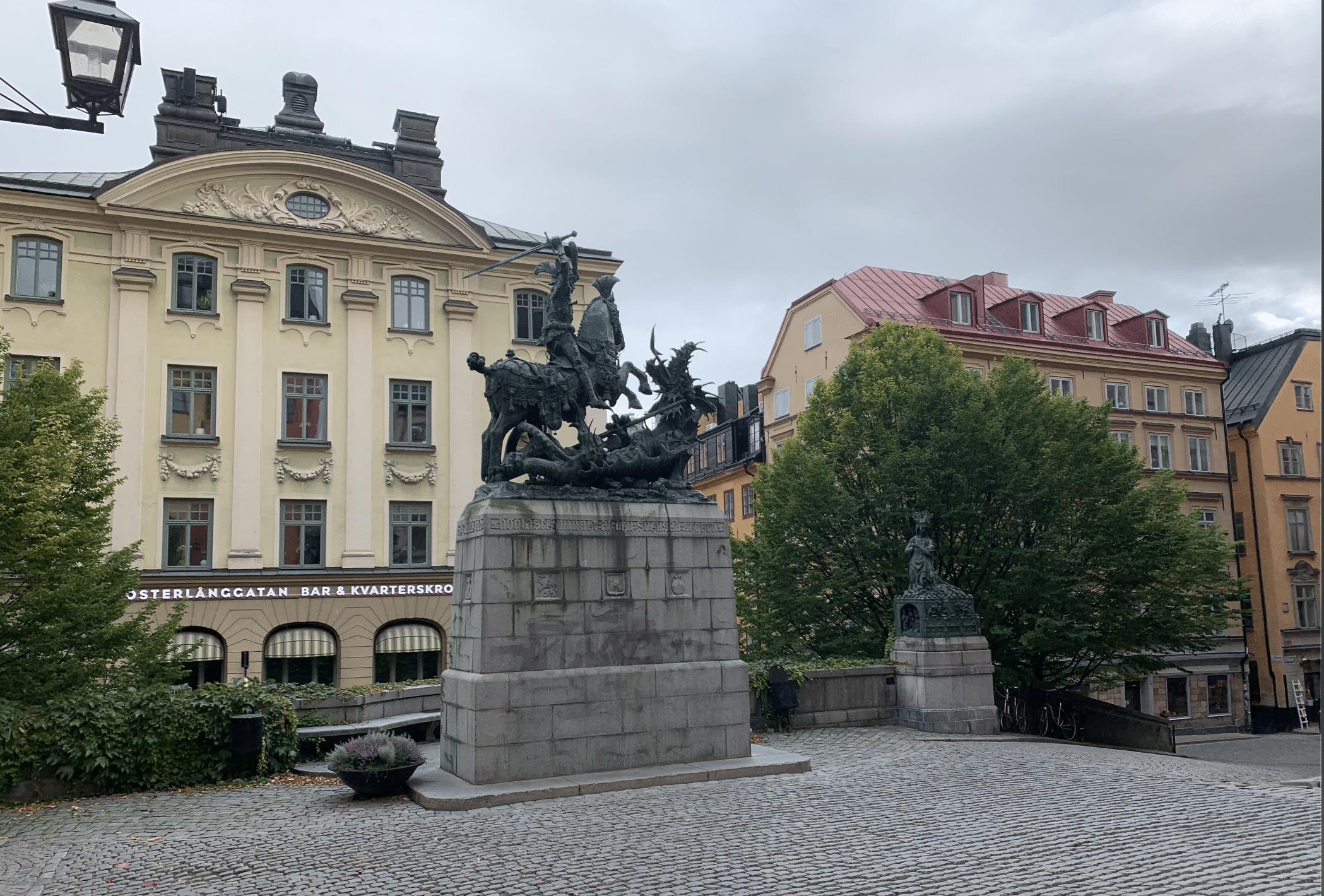 la place kopmantorget a stockholm