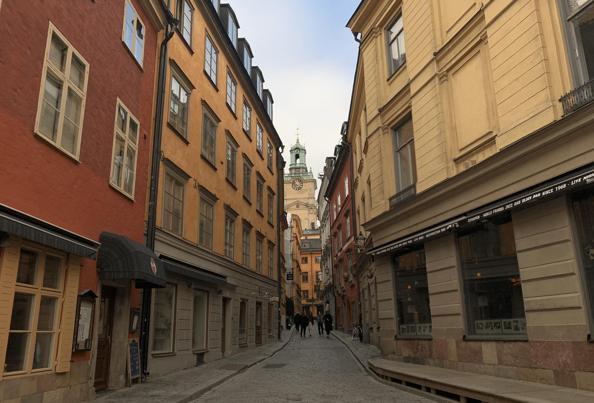 que faire a stockholm : voir les edifices religieux