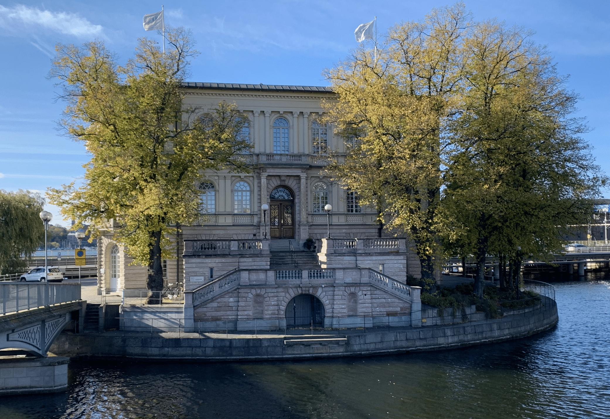 hotel particulier dans le quartier de norrmalm a stockholm