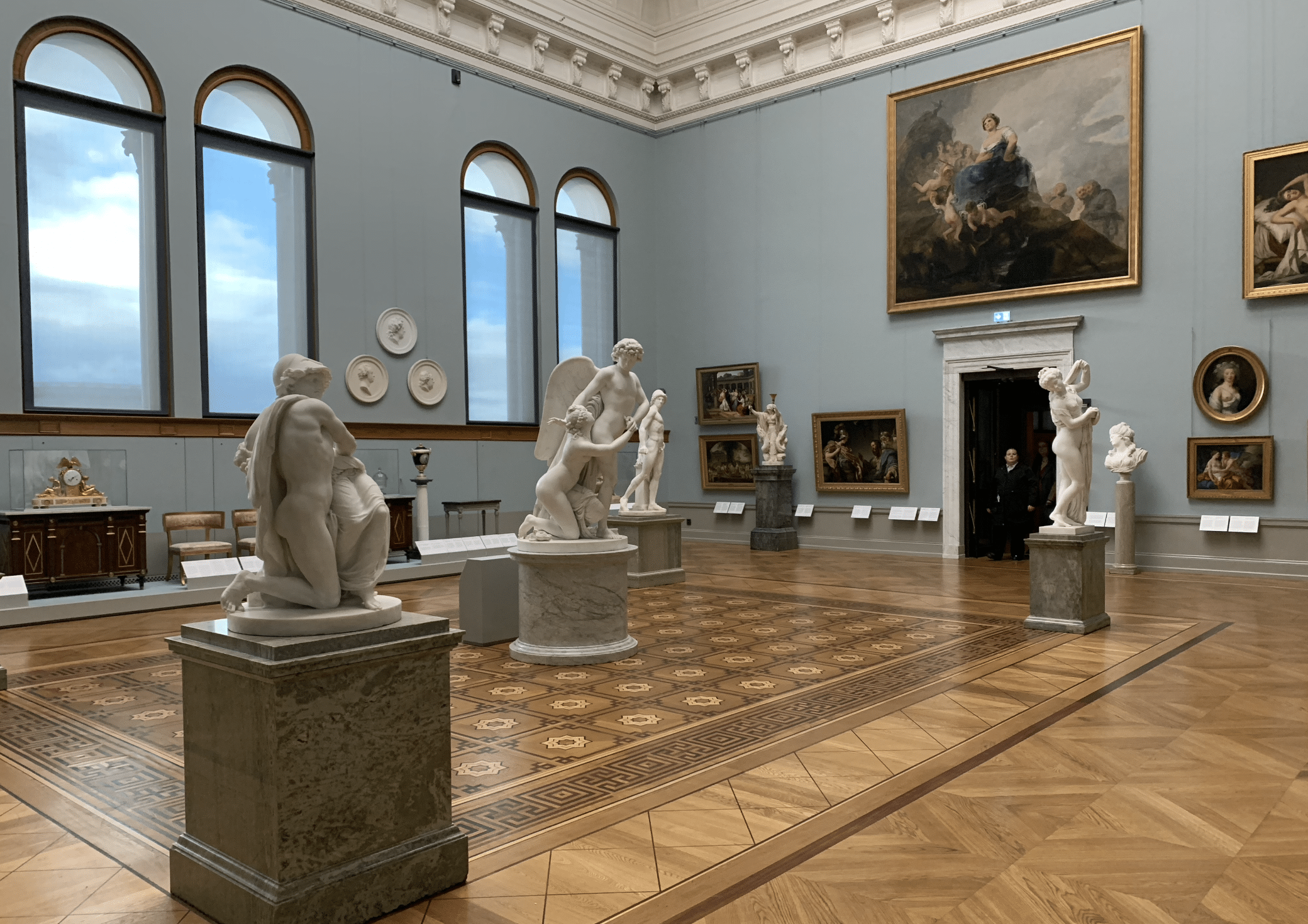 interieur du nationalmuseeum