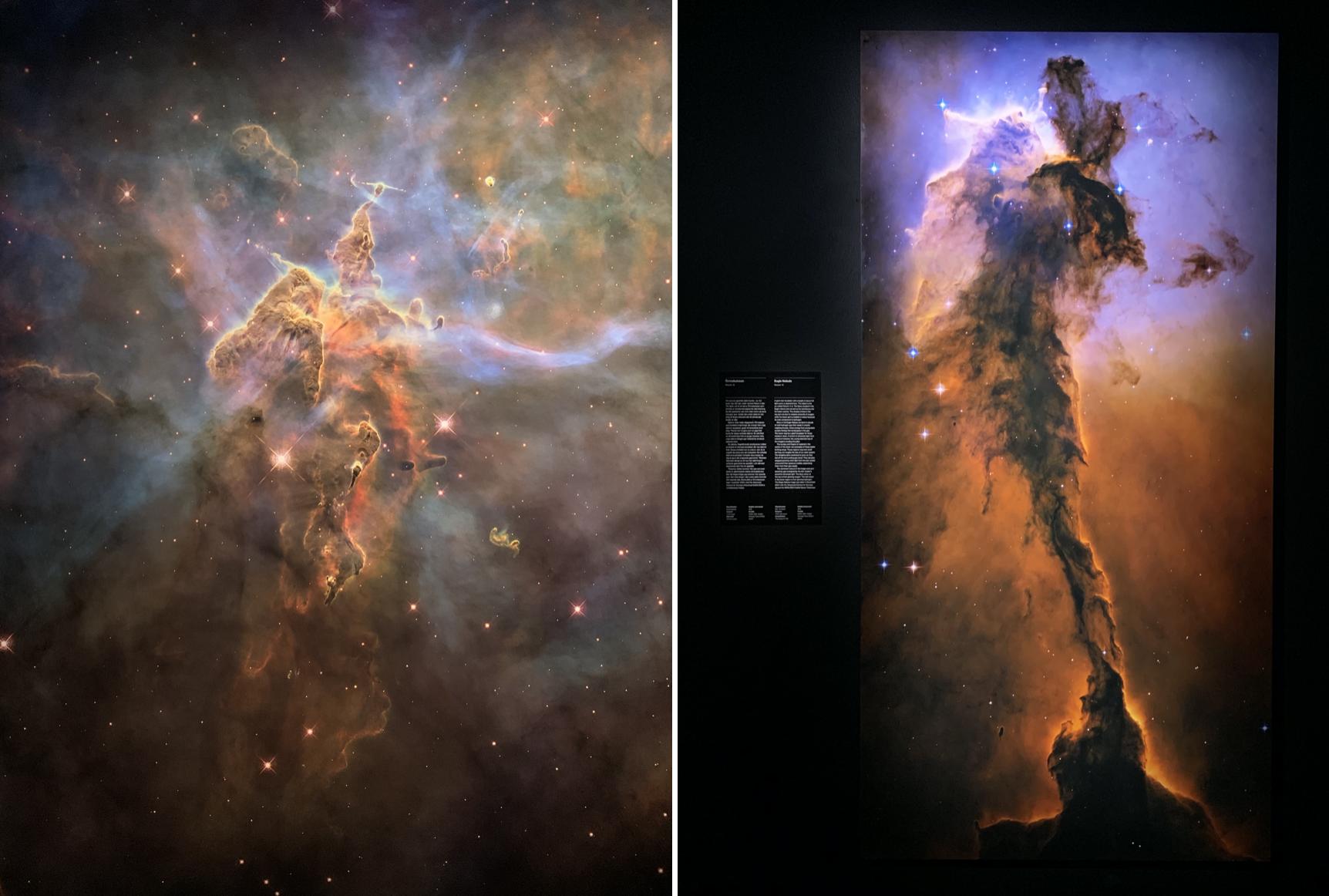 images de l'espace prises par le telescope spatial hubble