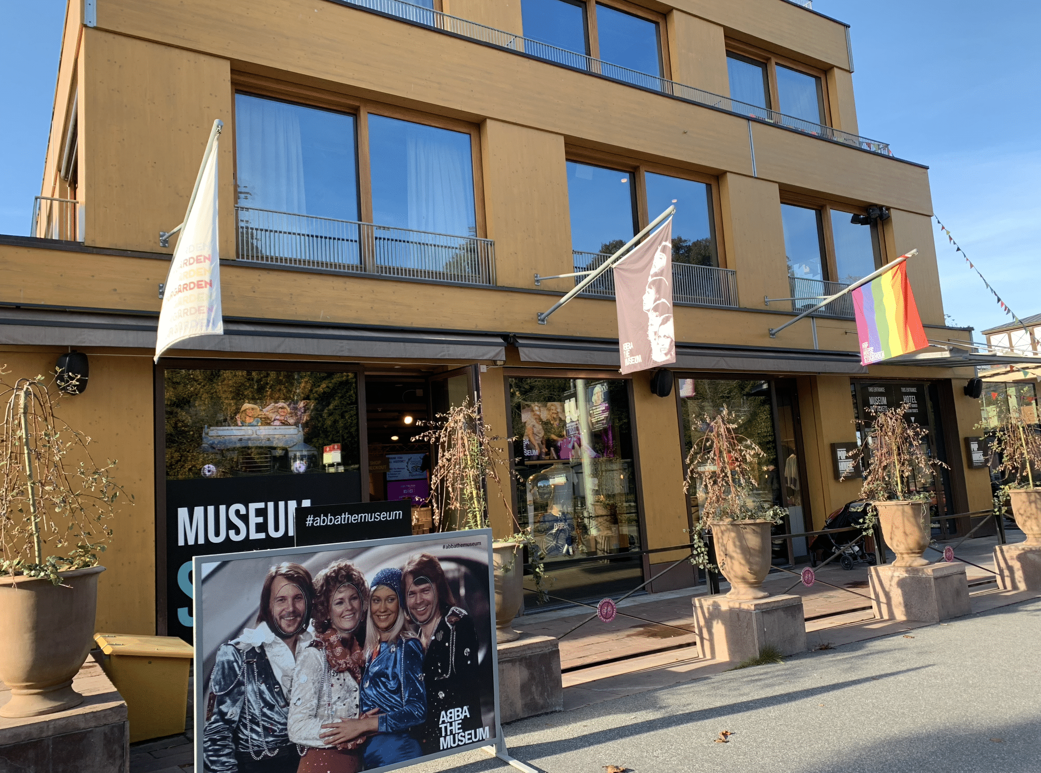 le musee d'abba