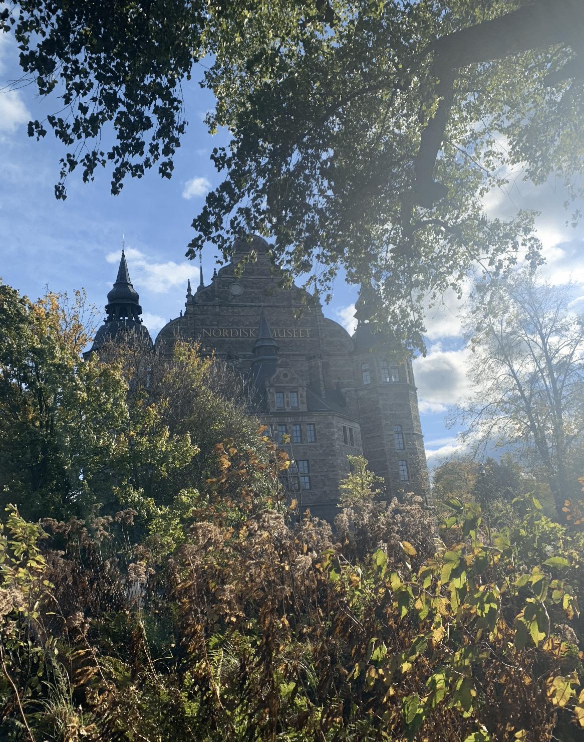 le musee nordique de stockholm