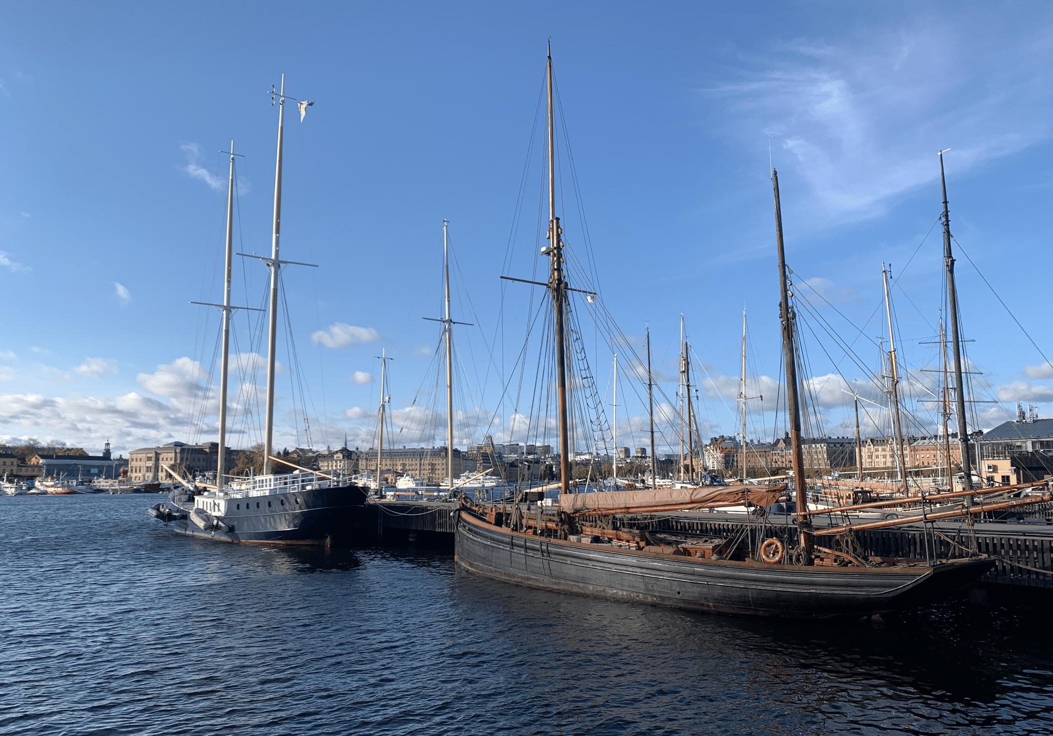 que faire a stockholm : une balade sur djurgarden