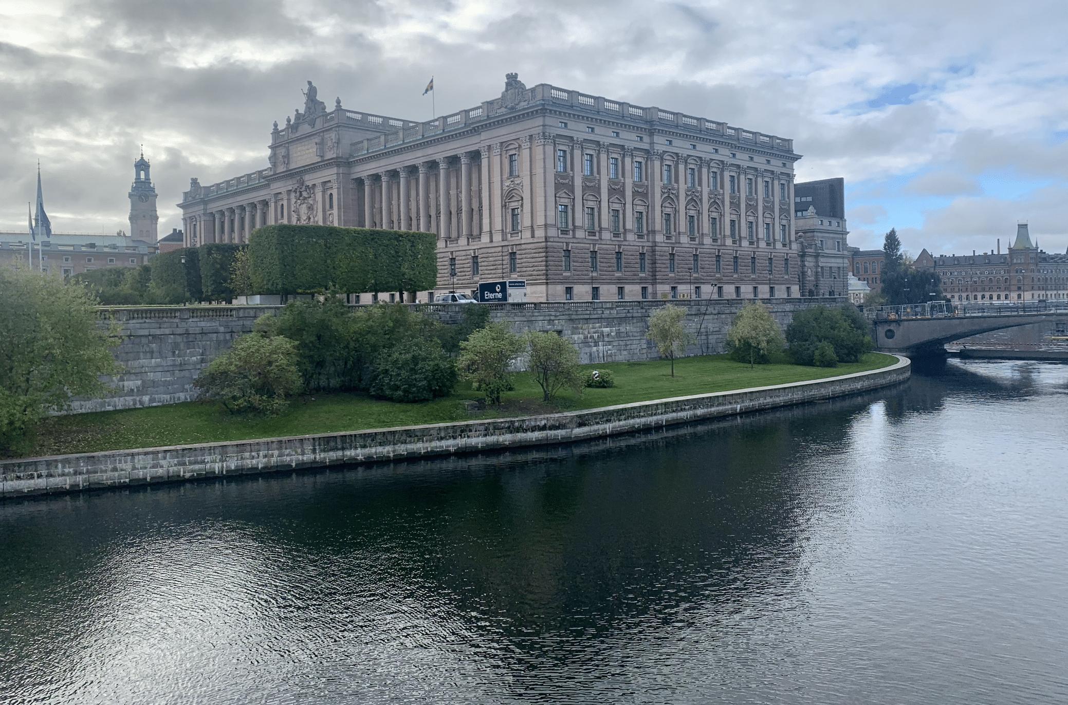 parlement de stockholm