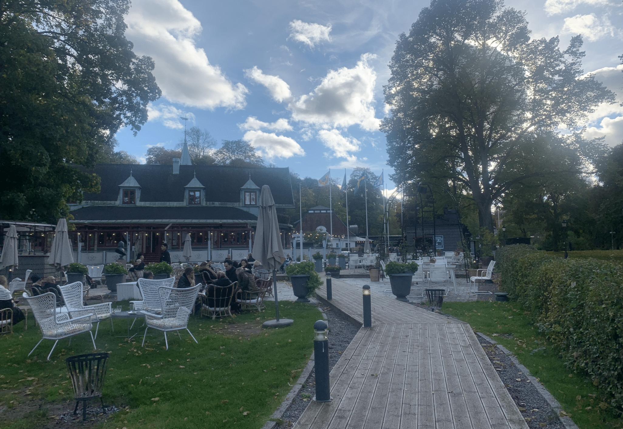 restaurant a djurgarden