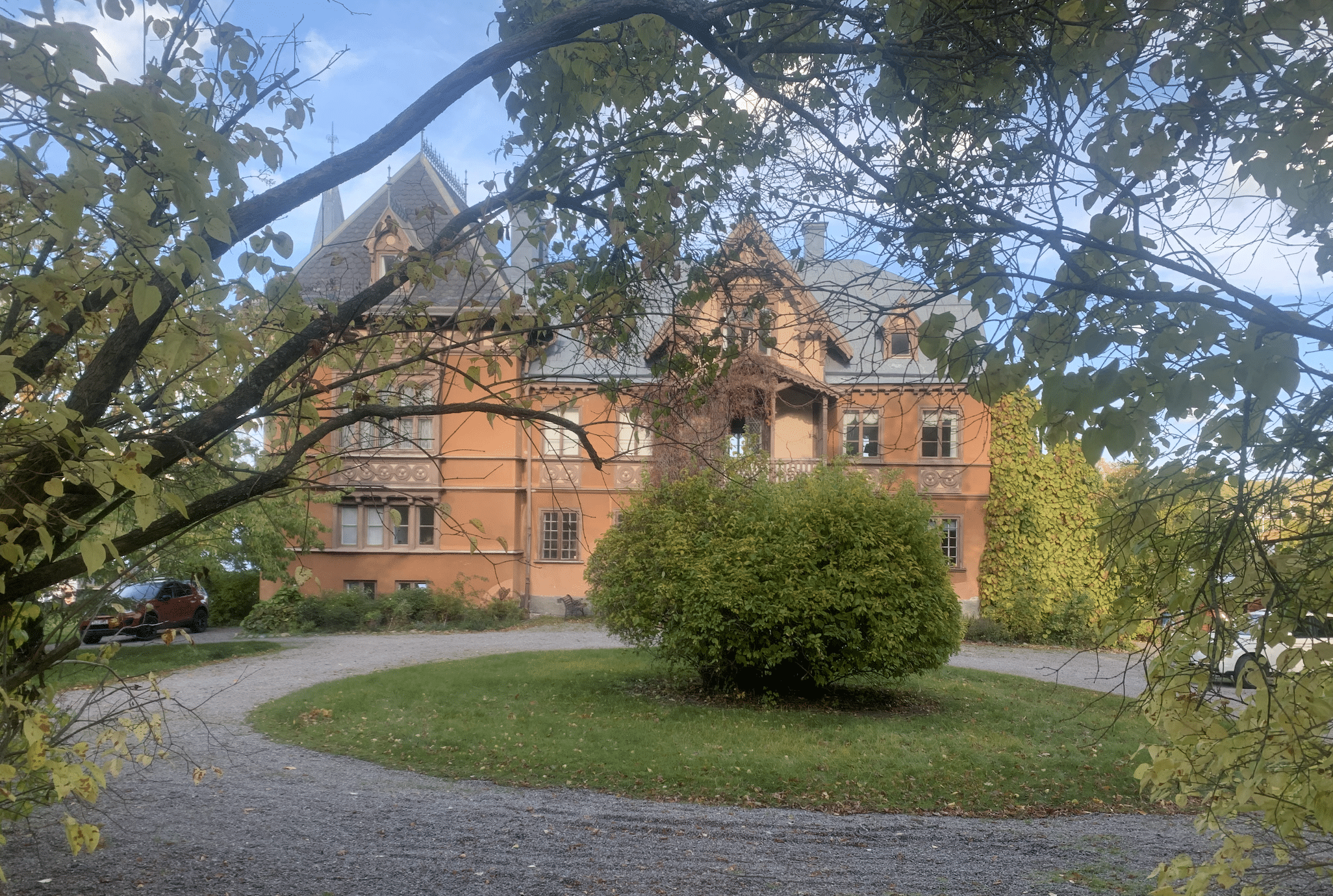 belle maison de djurgarden