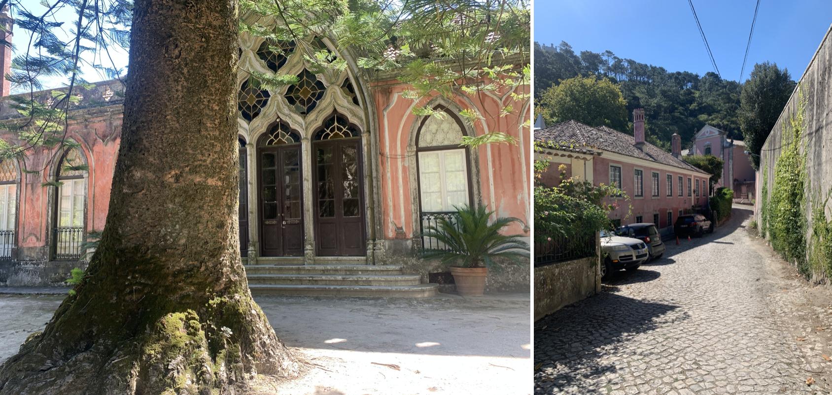 residences a sintra au portugal