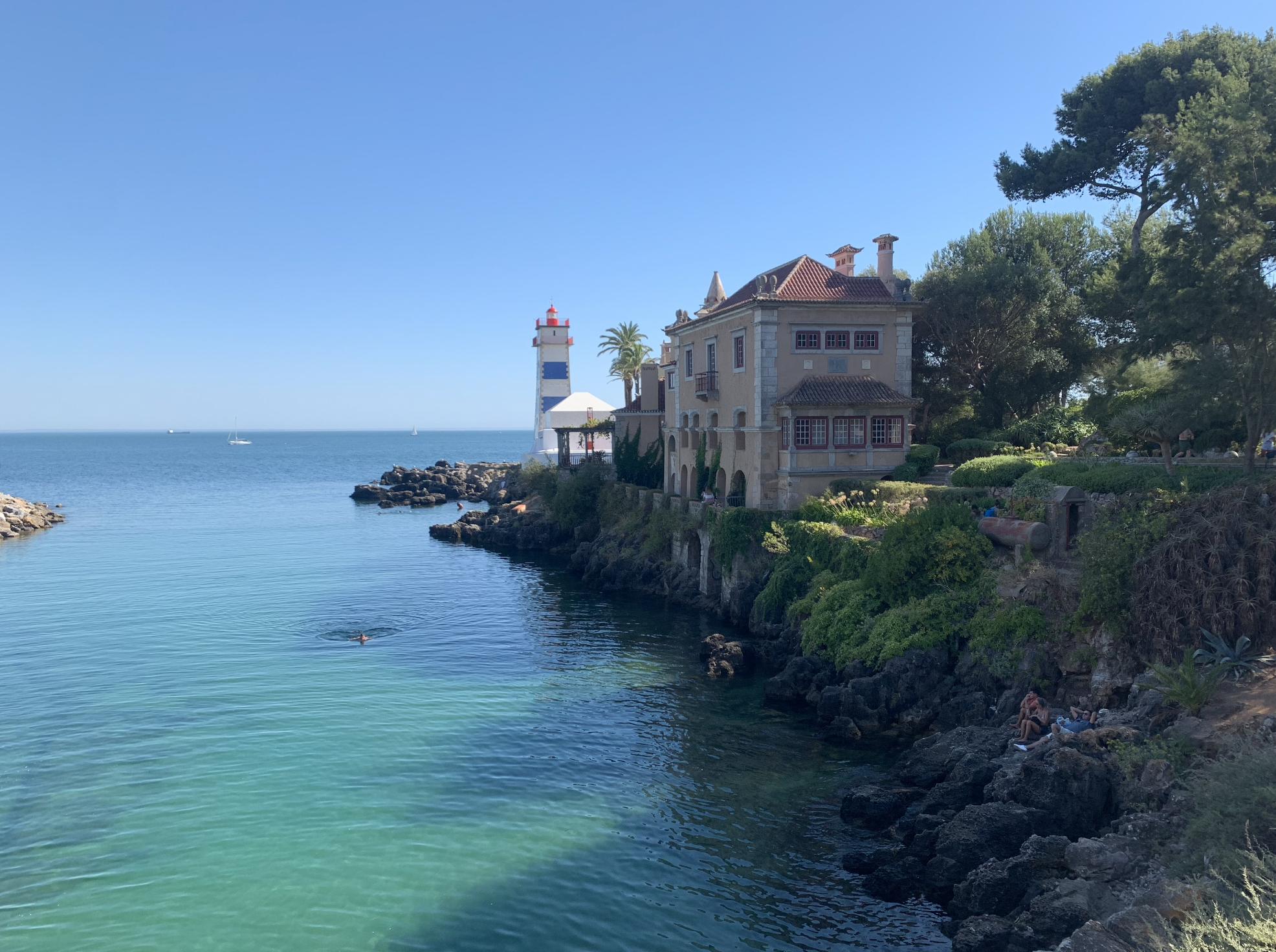 phare de santa marta a cascais
