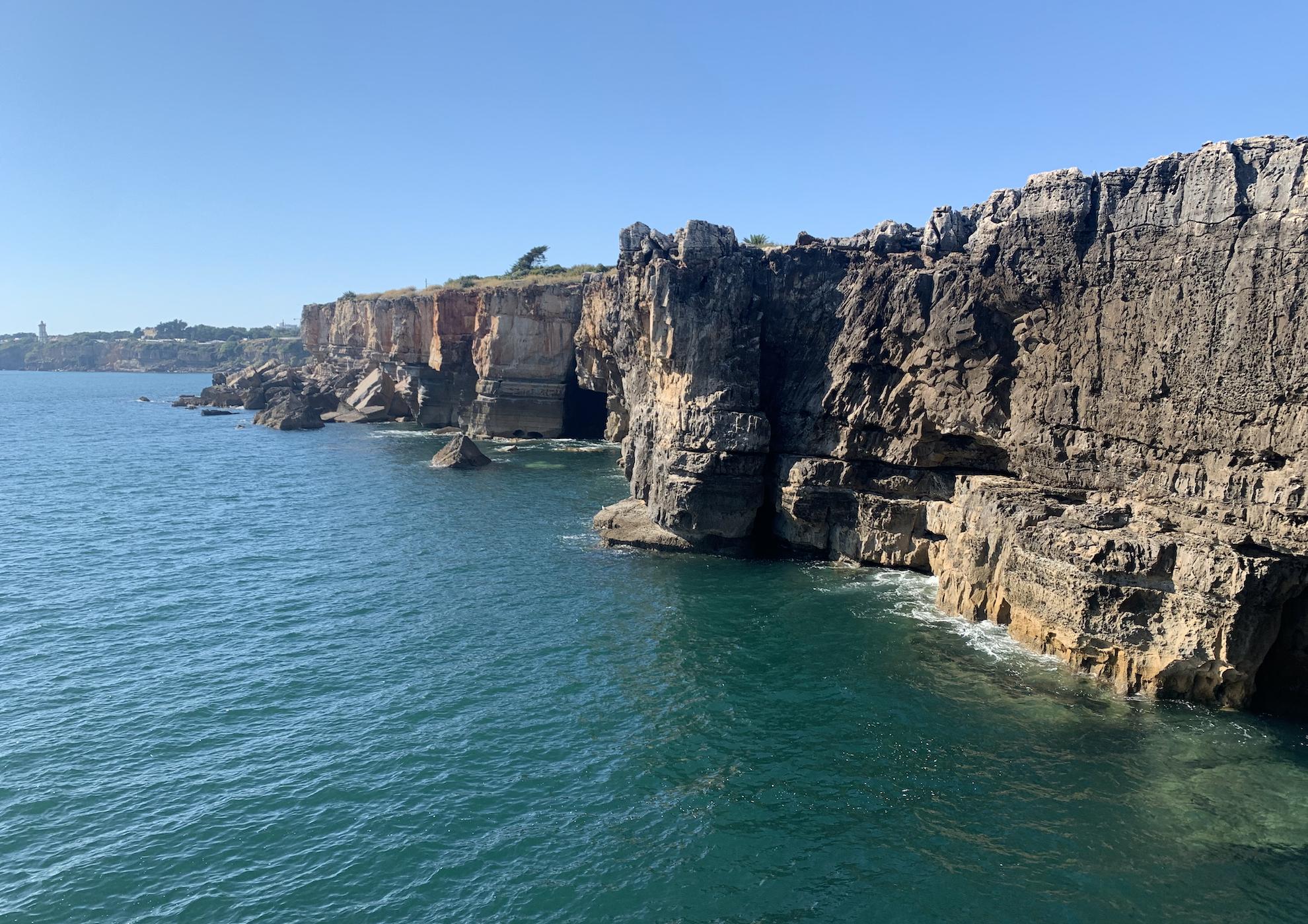 falaises de cascais