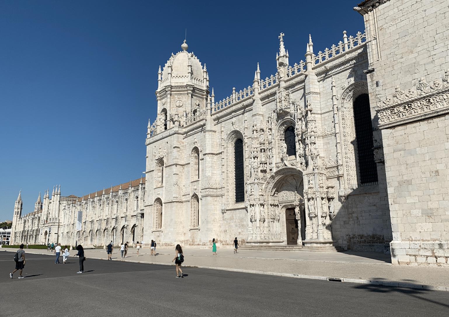 le monastere des hieronymites a lisbonne